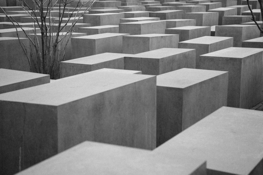 black-and-white-art-berlin-germany